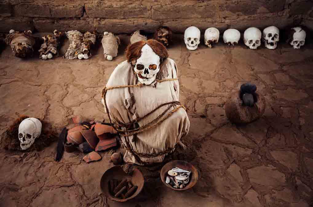 actividades en Nazca