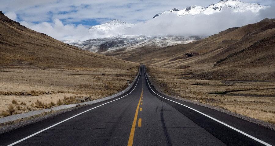 Por qué viajar en Bus por el Perú