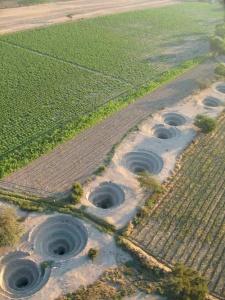 Acueductos de Cantalloc Nazca