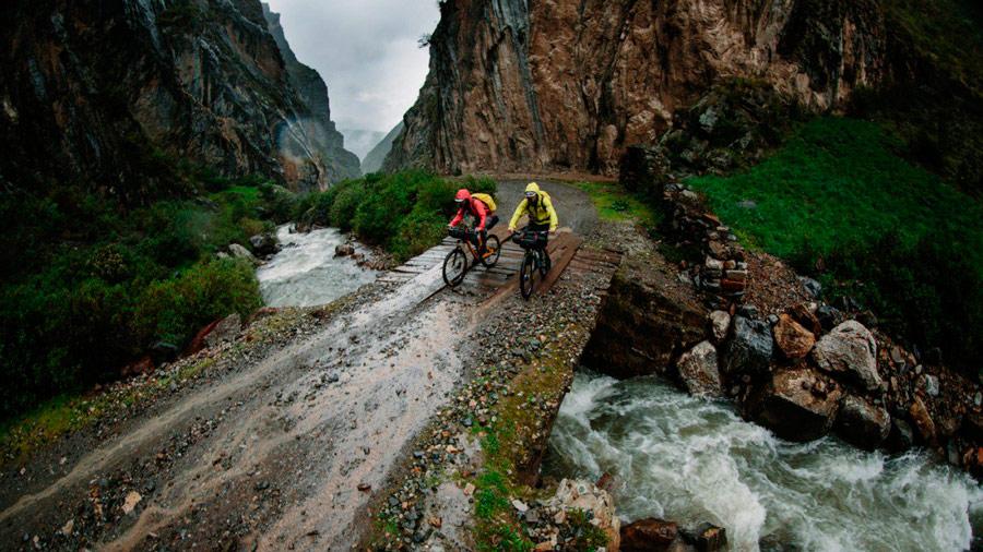 los mejores tours en bicicleta en Peru