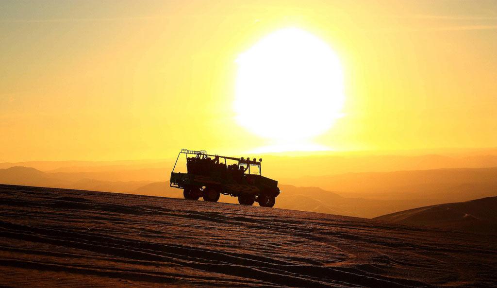 Dune Buggy Paracas